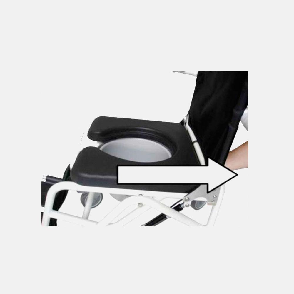 Кресло для душа и туалета Baja LY-800-140009(2)