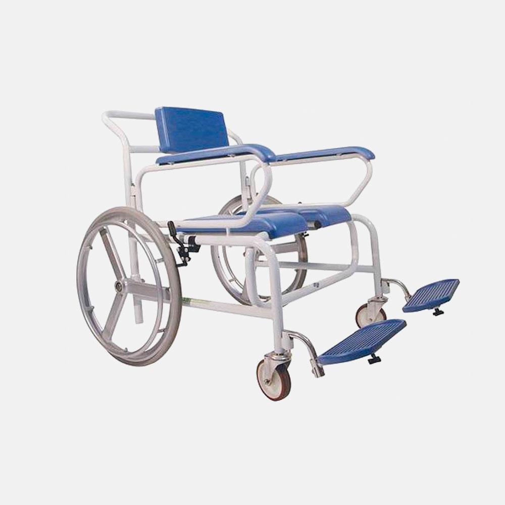 Кресло-коляска для душа и туалета DTRS LY-250-1200XXL