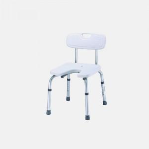 Сиденье для ванны Violet стул с U образным вырезом LY-1006